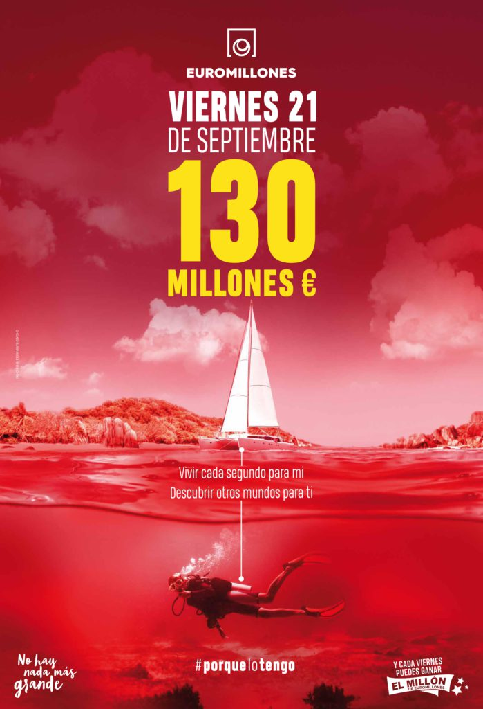 Cartel bote euromillones
